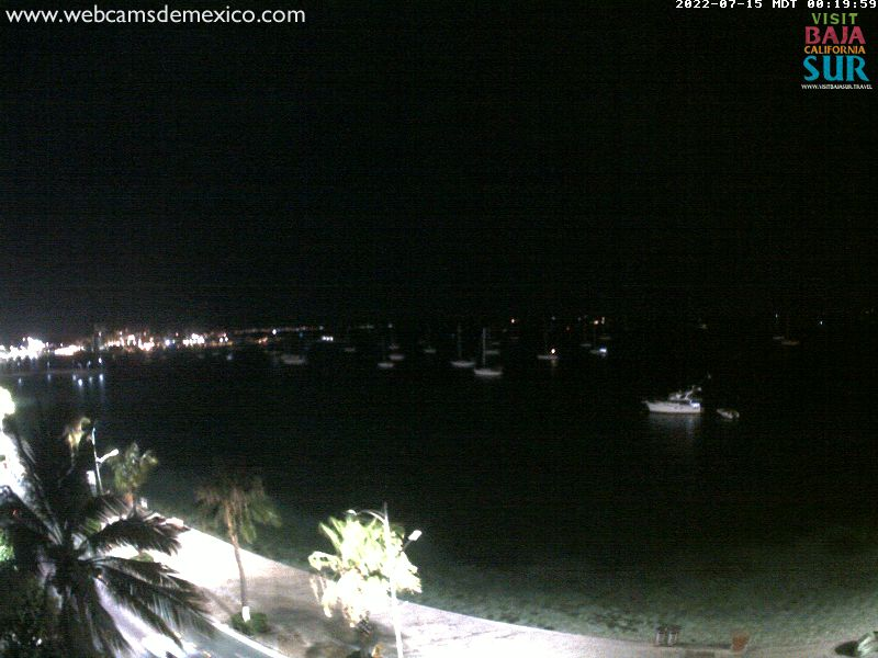 Loading La Paz webcam...