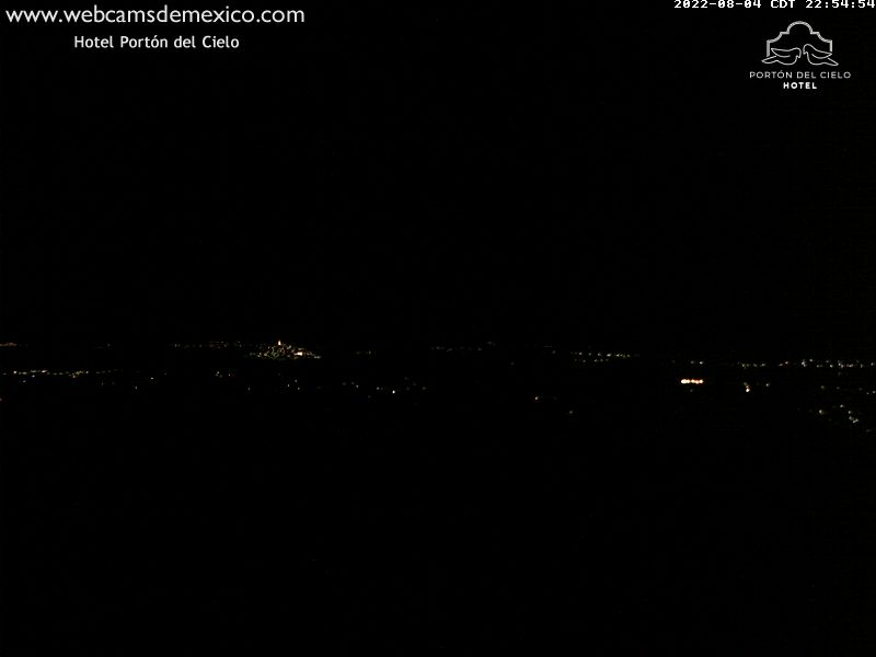 Live webcam of Lake Pátzcuaro in Michoacán